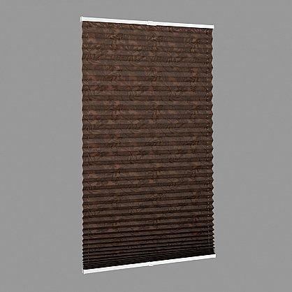 "Штора плиссе ""Шоколад"", ширина 52 см (333-52), фото 7"