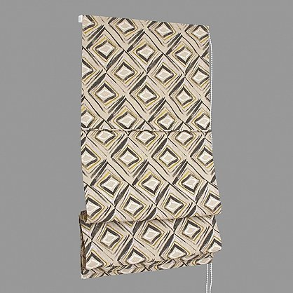 "Римская штора мини ""Akane Rombo Culla"", серый (gris) 70, ширина 52 см (df-101442), фото 5"