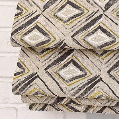 "Римская штора макси ""Akane Rombo Culla"", серый (gris) 70, ширина 140 см (df-101449), фото 3"