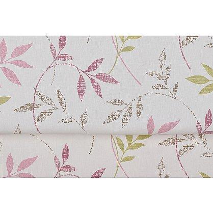 """Римская штора """"Flora"""", розово-салатовый (df-200173-gr), фото 5"""