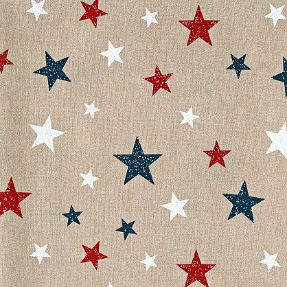 Комплект штор Sky Loneta, красные звезды (rojo), 200*270 см (df-102990), фото 10