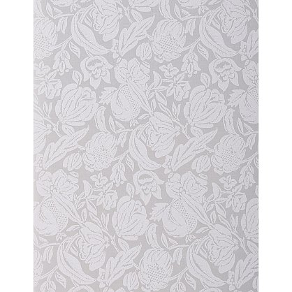 """Рулонная штора """"Сантайм-рисунок Глория Белая роза"""", ширина 52 см (276-56(52)), фото 4"""