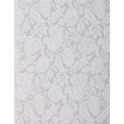 """Рулонная штора """"Сантайм-рисунок Глория Белая роза"""", ширина 57 см (276-61(57)), фото 4"""