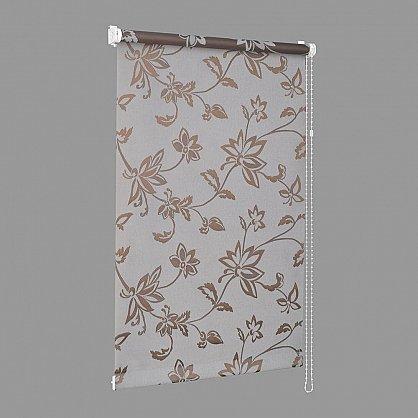 "Рулонная штора ""Сантайм-рисунок Премиум Лилия"", ширина 48 см (227-52(48)), фото 4"