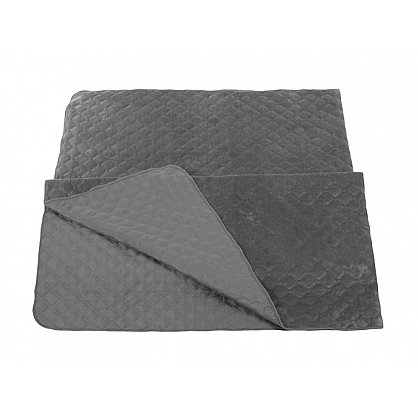 Покрывало Velure, серый, 240*220 см (dn-100046), фото 4