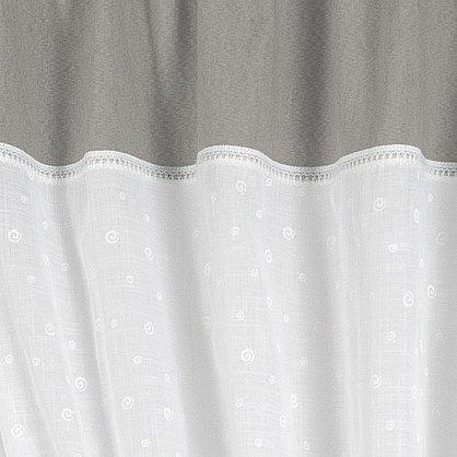 """Комплект штор """"Фанни"""", дизайн 77080-A (dr-100237-A), фото 2"""