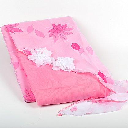 розовый лист, правая, высота 270 см