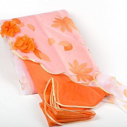 оранж оранжевые листья