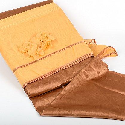 коричневый-золото