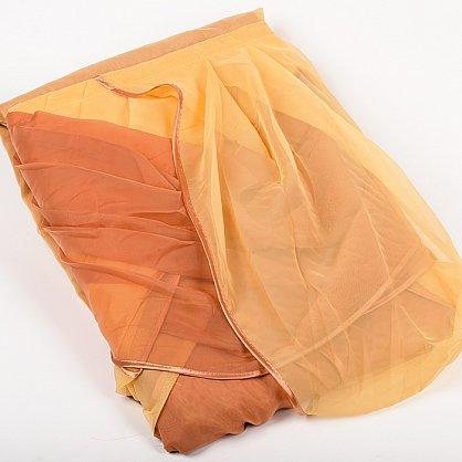 Ламбрекен-4, коричневый-золото (L-4-kz), фото 2