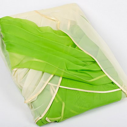 ярко-зеленый-бежевый