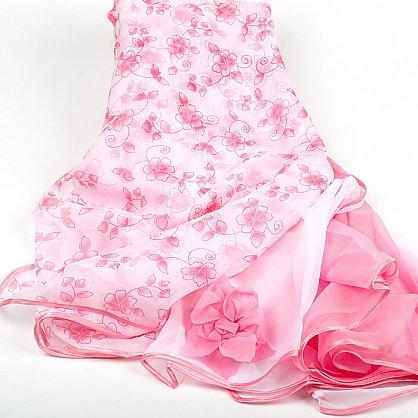 розовый мелк цветок
