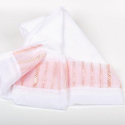 розовый-белый