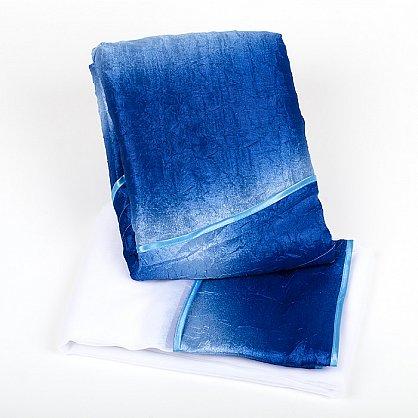 сине-голубой