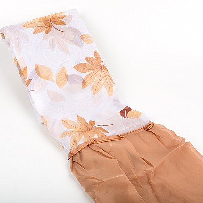 коричневый клин. лист