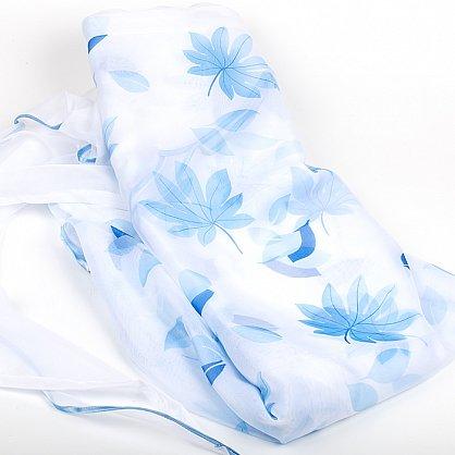 голубой лист