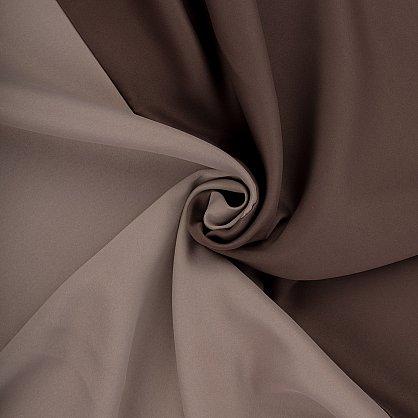 Комплект штор №027, коричневый, какао, светло-бежевый (rt-100239), фото 5