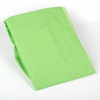 """Тюль """"Престиж - 2 Вуаль"""", зеленый, 250 см (pv-zel-2-250), фото 2"""