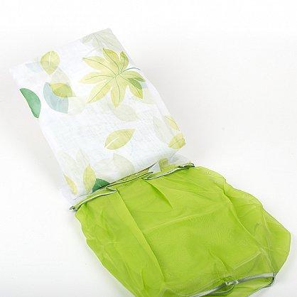 ярко-зеленый клин. лист