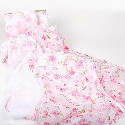 розовые мелкие цветы