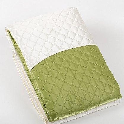 зеленый-белый
