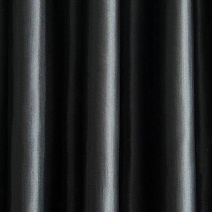 """Комплект штор """"Ультра Черный"""", 195*280 см (ml-100175), фото 2"""