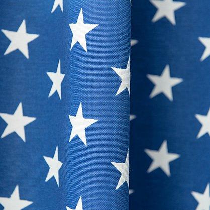 """Комплект штор """"Сири"""", синий, 170*270 см (bl-100843), фото 2"""