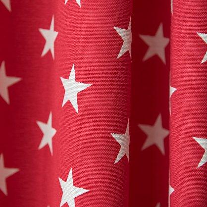 """Комплект штор """"Сири"""", красный, 170*270 см (bl-100845), фото 2"""