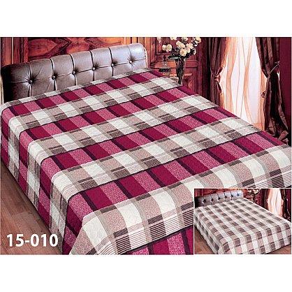 Покрывало Elegant (пэчворк) №15-010, белый, розовый, коричневый (mn-15-010-gr), фото 1