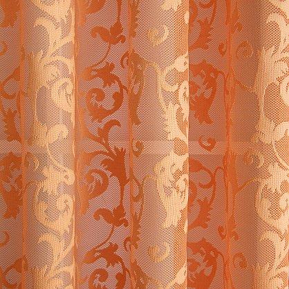 """Комплект штор """"Хелио Оранжевый"""", 150*270 см (ml-100072), фото 3"""