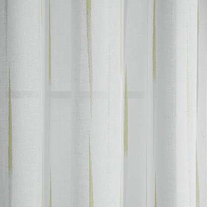 "Комплект штор ""Астер Зеленый"", 160*300 см (ml-100007), фото 2"