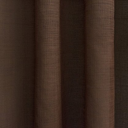 "Комплект штор ""Венди Коричневый"", 155*290 см (ml-100078), фото 2"