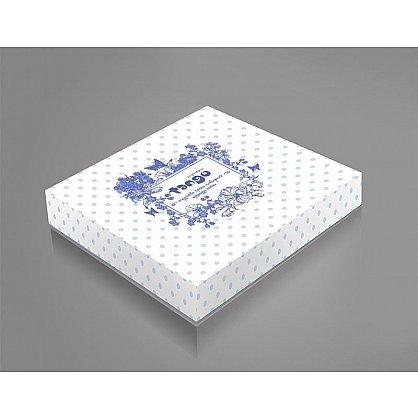 КПБ Сатин Twill дизайн 401 (Евро-A) (tg-TPIG6-401-1038-A), фото 2