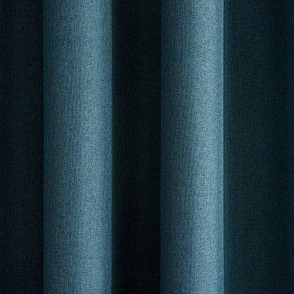 """Комплект штор """"Мерлин Синий"""" (ml-200181-gr), фото 3"""