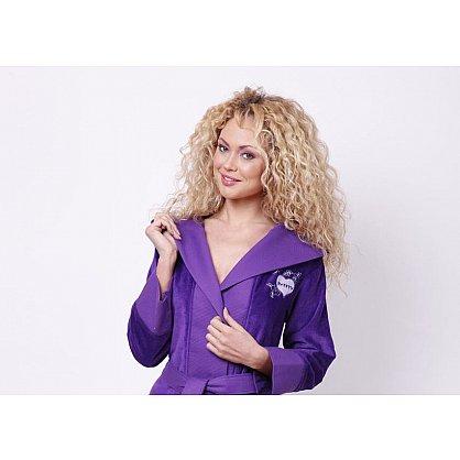 Халат женский Virginia Secret, Фиолетовый, р. S/M (44-46) (tg-100169), фото 2