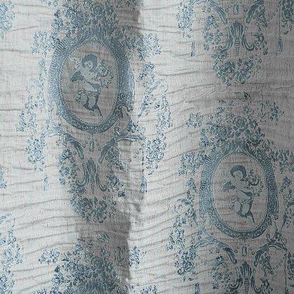 "Комплект штор ""Энджел Голубой"", 155*280 см (ml-100298), фото 2"