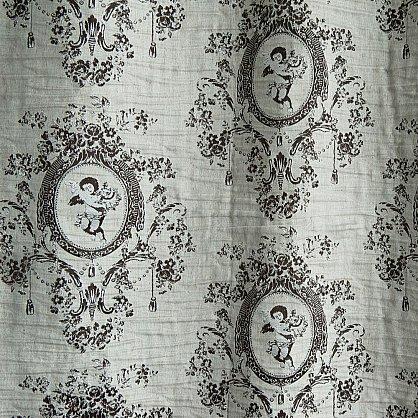 """Комплект штор """"Энджел Коричневый"""" (ml-200097-gr), фото 2"""