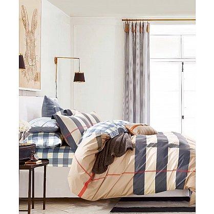 КПБ Сатин Twill дизайн 802 (2 спальный) (tg-TPIG2-802-70-1049), фото 1