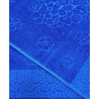 """Набор полотенец """"Soffi"""", синий, 2 шт. (F-soffi-sin), фото 3"""