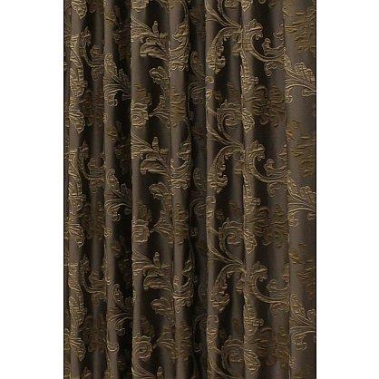 """Шторы """"Гардения"""", коричневый (sp-200005-gr), фото 2"""