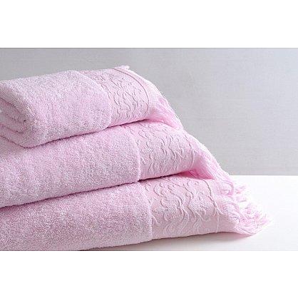 Полотенце махровое Infinity Розовое 70*130 см (I-Pembe-70), фото 1