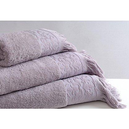 Полотенце махровое Infinity Фиолетовое 50*90 см (I-Violet-50), фото 1