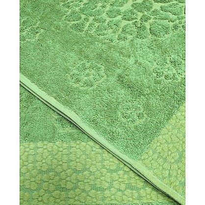 """Набор полотенец """"Soffi"""", зеленый, 2 шт. (F-soffi-zel), фото 3"""