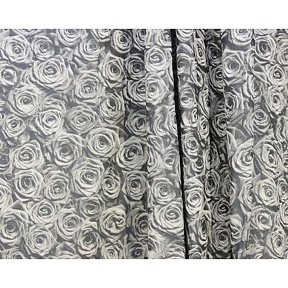 """Комплект штор на тесьме """"Marigold-ST"""", дизайн 666-A (kf-200118-A), фото 3"""