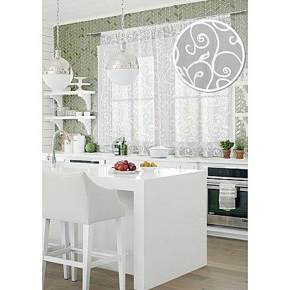 """Шторы для кухни """"Murano-K"""", дизайн 276-A (kf-100706-A), фото 1"""