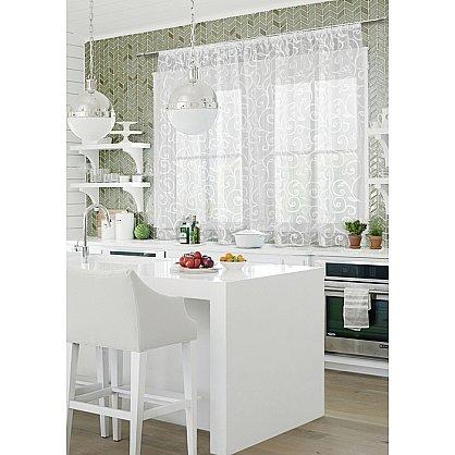 """Шторы для кухни """"Murano-K"""", дизайн 276-A (kf-100706-A), фото 2"""