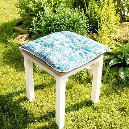 """Подушка на стул """"Sky Palma"""", дизайн 140-A (kf-112162140-A), фото 2"""