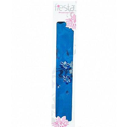 """Полотенце """"Сакура""""  50*90 в подарочной упаковке, бирюза (F-sakura-bir), фото 1"""