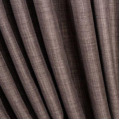 Шторы Arya Marzo с подхватом V1010, кофейный (ar-101497), фото 3