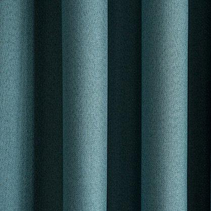 "Комплект штор ""Мерлин Голубой"", 140*270 см (ml-100721), фото 3"